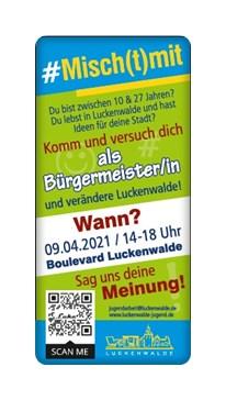 Video meets Luckenwalde